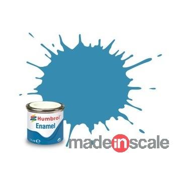 Humbrol 48 - Mediterranean Blue Gloss