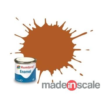 Humbrol 55 - Bronze Metallic - Bronce Metalizado