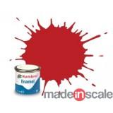 Humbrol 60 - Scarlett Matt - Rojo Escarlata Mate