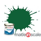 Humbrol 120 - Light Green Matt - Verde Claro Mate