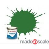 Humbrol 131 - Mid Green Satin - Verde Medio Satinado