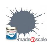 Humbrol 144 - Intermediate Blue Matt - Azul Medio Mate