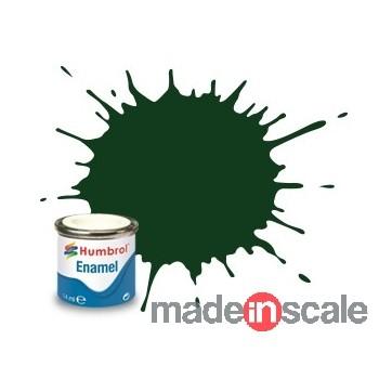 Humbrol 3 - Dark Green (Verde Oscuro)