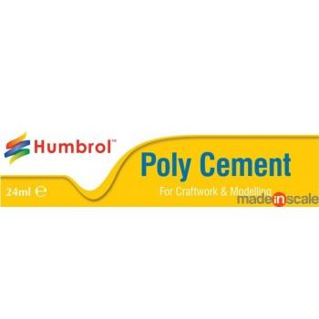 Pegamento para modelismo Humbrol Poly Cement 24ml