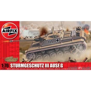 Sturmgeschutz III Ausf.G 75mm Assault Gun
