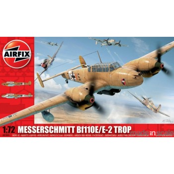 Messerschmitt Bf110E/E-2 Trop
