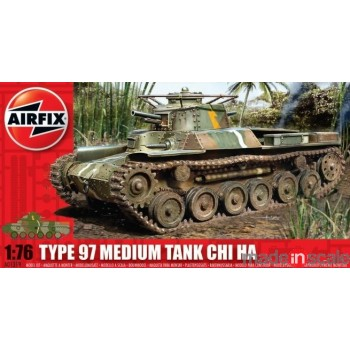 Type 97 Medium Tank Chi Ha