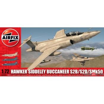 Maqueta Hawker Siddeley Buccaneer S2B/S2D/SMk50