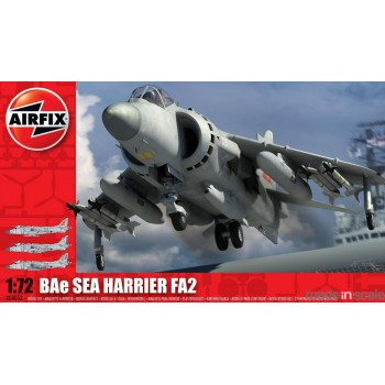 Maqueta Sea Harrier FA2