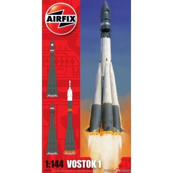 Vostok 1 - Cohete Espacial