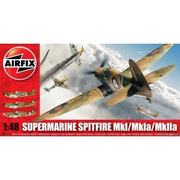 Maqueta Supermarine Spitfire MkI/MkIa/MkIIa