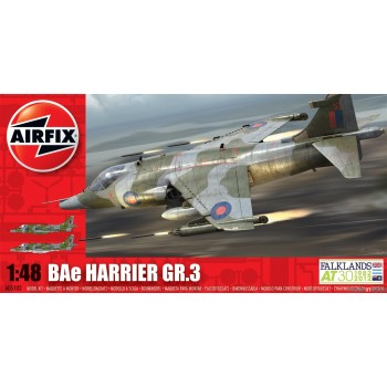 Maqueta BAe Harrier Gr.3
