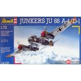 Maqueta Junkers Ju 88 A-4/D-1
