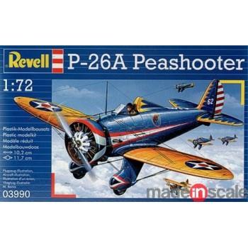 Maqueta P-26A Peashooter