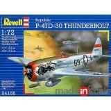 Maqueta P-47 D Thunderbolt