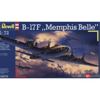 Maqueta B-17 F Memphis Belle